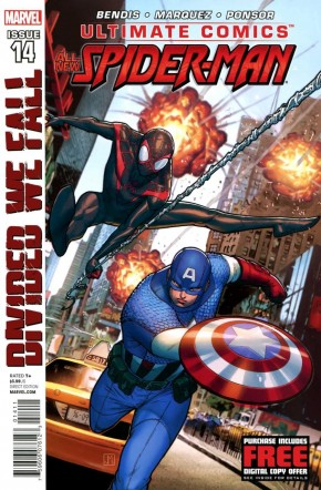 ULTIMATE COMICS SPIDER-MAN #14 (2011 SERIES)