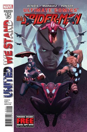 ULTIMATE COMICS SPIDER-MAN #15 (2011 SERIES)