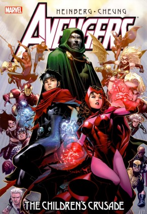 AVENGERS THE CHILDRENS CRUSADE GRAPHIC NOVEL