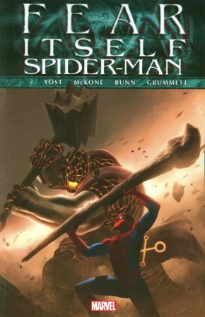 FEAR ITSELF SPIDER-MAN GRAPHIC NOVEL