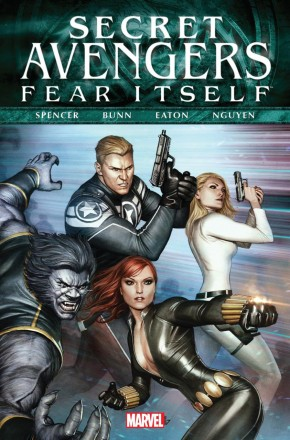 FEAR ITSELF SECRET AVENGERS GRAPHIC NOVEL