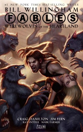 FABLES WEREWOLVES OF THE HEARTLAND GRAPHIC NOVEL
