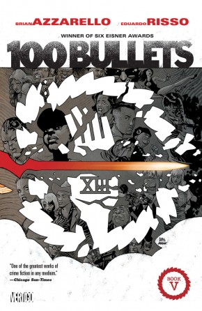 100 BULLETS BOOK 5 HARDCOVER