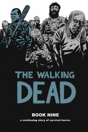 WALKING DEAD VOLUME 9 HARDCOVER