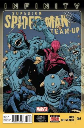 SUPERIOR SPIDER-MAN TEAM UP #3