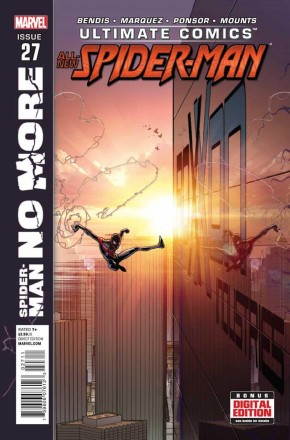 ULTIMATE COMICS SPIDER-MAN #27 (2011 SERIES)
