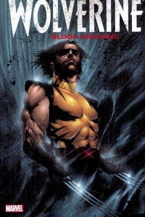 WOLVERINE BLOOD WEDDING GRAPHIC NOVEL