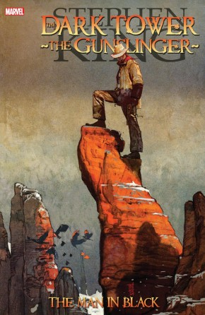 DARK TOWER THE GUNSLINGER THE MAN IN BLACK GRAPHIC NOVEL