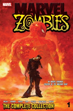 MARVEL ZOMBIES COMPLETE COLLECTION VOLUME 1 GRAPHIC NOVEL