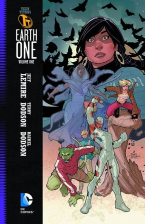 TEEN TITANS EARTH ONE VOLUME 1 HARDCOVER