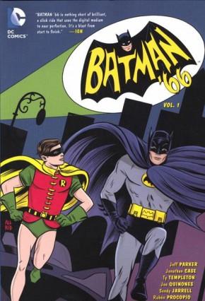 BATMAN 66 VOLUME 1 GRAPHIC NOVEL