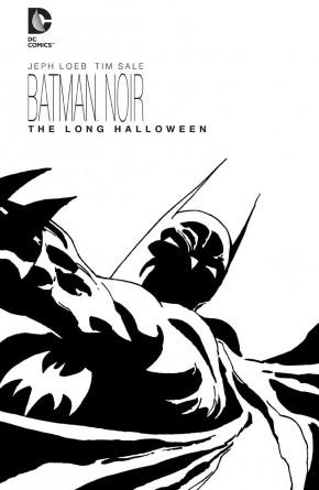 BATMAN NOIR THE LONG HALLOWEEN HARDCOVER
