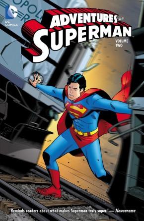 ADVENTURES OF SUPERMAN VOLUME 2 GRAPHIC NOVEL