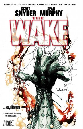 THE WAKE DELUXE EDITION HARDCOVER