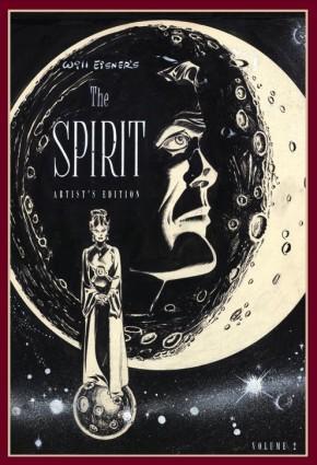 WILL EISNER THE SPIRIT ARTIST EDITION VOLUME 2 HARDCOVER