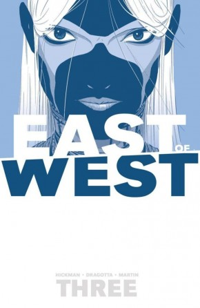 EAST OF WEST VOLUME 3 THERE IS NO US GRAPHIC NOVEL