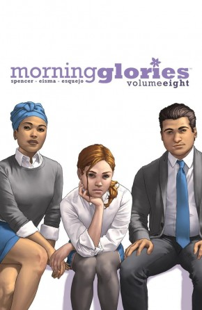 MORNING GLORIES VOLUME 8 EIGHT RIVALS GRAPHIC NOVEL