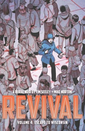 REVIVAL VOLUME 4 ESCAPE TO WISCONSIN GRAPHIC NOVEL