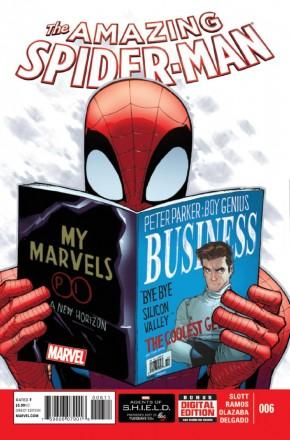 AMAZING SPIDER-MAN #6 (2014 SERIES)