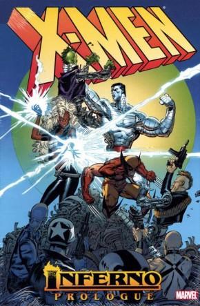 X-MEN INFERNO PROLOGUE OMNIBUS HARDCOVER