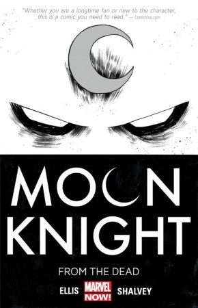MOON KNIGHT VOLUME 1 FROM THE DEAD GRAPHIC NOVEL