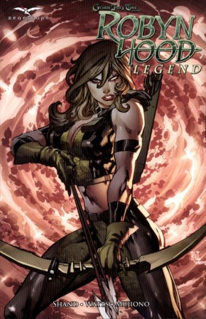 GRIMM FAIRY TALES PRESENTS ROBYN HOOD VOLUME 3 LEGEND GRAPHIC NOVEL
