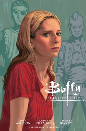 BUFFY THE VAMPIRE SLAYER SEASON 9 VOLUME 3 LIBRARY EDITION HARDCOVER