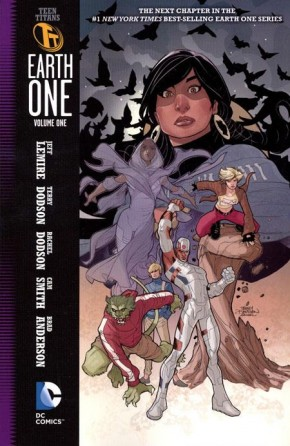 TEEN TITANS EARTH ONE VOLUME 1 GRAPHIC NOVEL