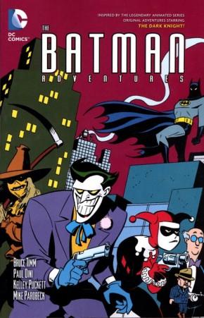 BATMAN ADVENTURES VOLUME 3 GRAPHIC NOVEL