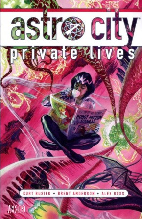 ASTRO CITY PRIVATE LIVES GRAPHIC NOVEL