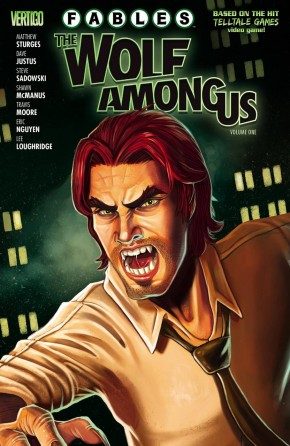FABLES THE WOLF AMONG US VOLUME 1 GRAPHIC NOVEL