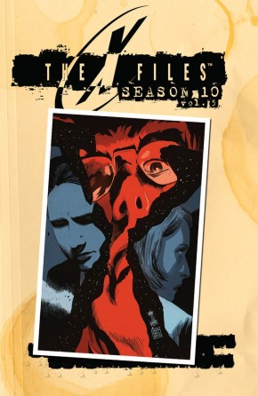 X-FILES SEASON 10 VOLUME 5 HARDCOVER