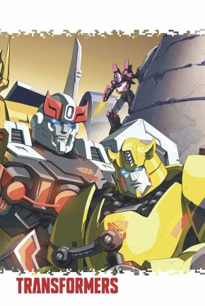 TRANSFORMERS ROBOTS IN DISGUISE GRAPHIC NOVEL BOX SET