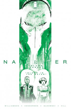 NAILBITER VOLUME 3 BLOOD IN THE WATER GRAPHIC NOVEL
