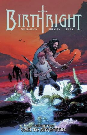 BIRTHRIGHT VOLUME 2 CALL TO ADVENTURE GRAPHIC NOVEL