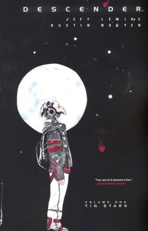 DESCENDER VOLUME 1 TIN STARS GRAPHIC NOVEL