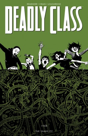 DEADLY CLASS VOLUME 3 THE SNAKE PIT GRAPHIC NOVEL