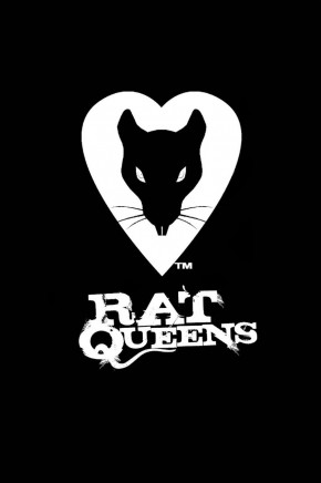 RAT QUEENS VOLUME 1 DELUXE EDITION HARDCOVER