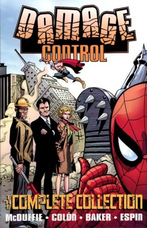 DAMAGE CONTROL THE COMPLETE COLLECTION GRAPHIC NOVEL