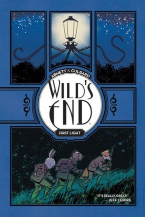 WILDS END VOLUME 1 FIRST LIGHT GRAPHIC NOVEL