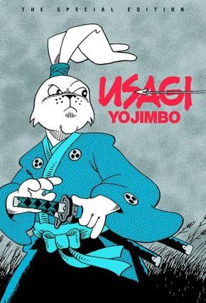 USAGI YOJIMBO SPECIAL EDITION GRAPHIC NOVEL BOX SET