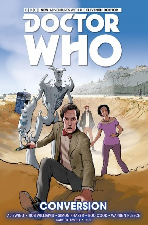 DOCTOR WHO 11TH DOCTOR VOLUME 3 CONVERSION HARDCOVER