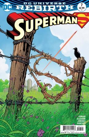 SUPERMAN VOLUME 5 #7