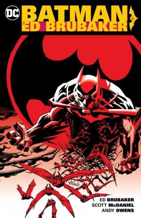 BATMAN BY ED BRUBAKER VOLUME 2 GRAPHIC NOVEL