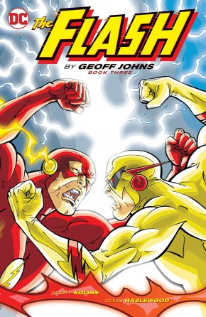 FLASH BY GEOFF JOHNS BOOK 3 GRAPHIC NOVEL