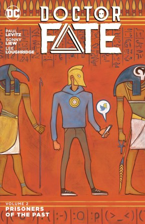 DOCTOR FATE VOLUME 2 PRISONERS OF THE PAST GRAPHIC NOVEL