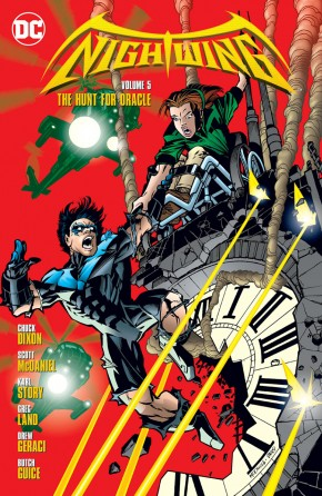 NIGHTWING VOLUME 5 THE HUNT FOR ORACLE GRAPHIC NOVEL