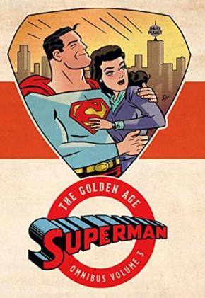 SUPERMAN THE GOLDEN AGE OMNIBUS VOLUME 3 HARDCOVER