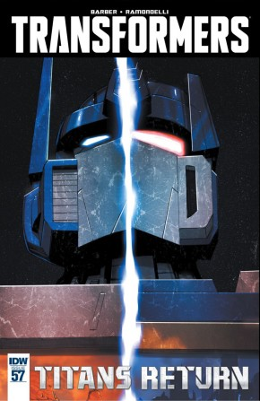 TRANSFORMERS #57