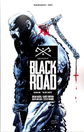BLACK ROAD VOLUME 1 THE HOLY NORTH GRAPHIC NOVEL